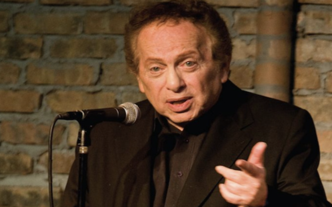 Jackie Mason: 1928 -2021, May He Rest In Peace (Videos)