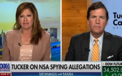 License To Monitor: National Strategies, The Capitol Police, And Tucker Carlson