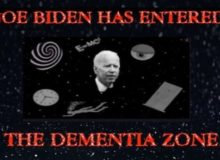 Dementia Joe's BIZARRE Answer To Reporter Asking About Defunding The Police