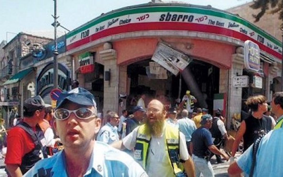 Jerusalem Sbarro Bombing, 'The Street Was Covered with Blood and Bodies'