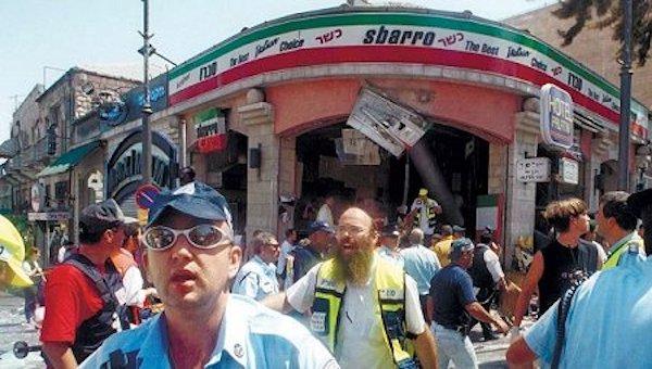 20th anniversary Sbarro bombing