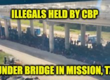CBP Confronts: 190,000 Illegals A Month, Many With COVID Released Across U.S.