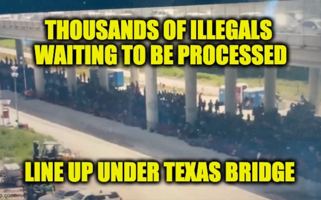 CBP Confronts 190,000 Illegals A Month, Many With COVID Released Across U.S.