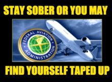 FAA Asking Airports to Keep Passengers Sober