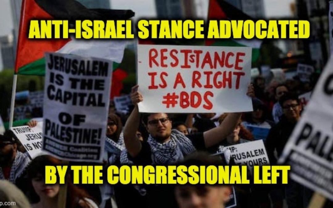 Leftist Democrats Target Jerusalem