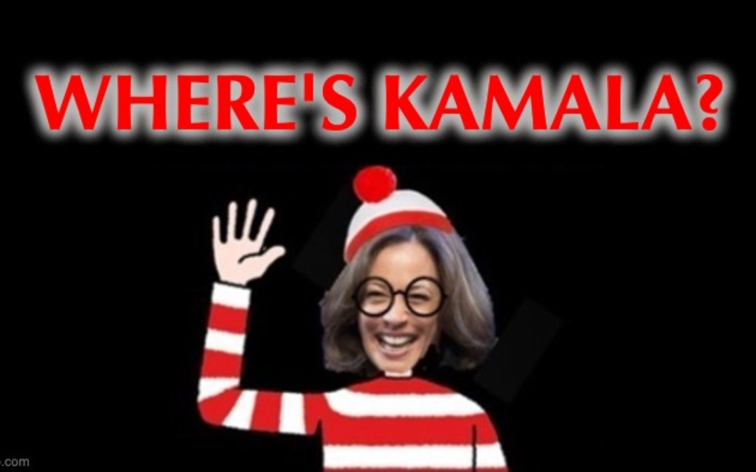 WHERE'S KAMALA? Afghan Women And Girls Have Been Handed To The Taliban And The First Female VP Is MIA