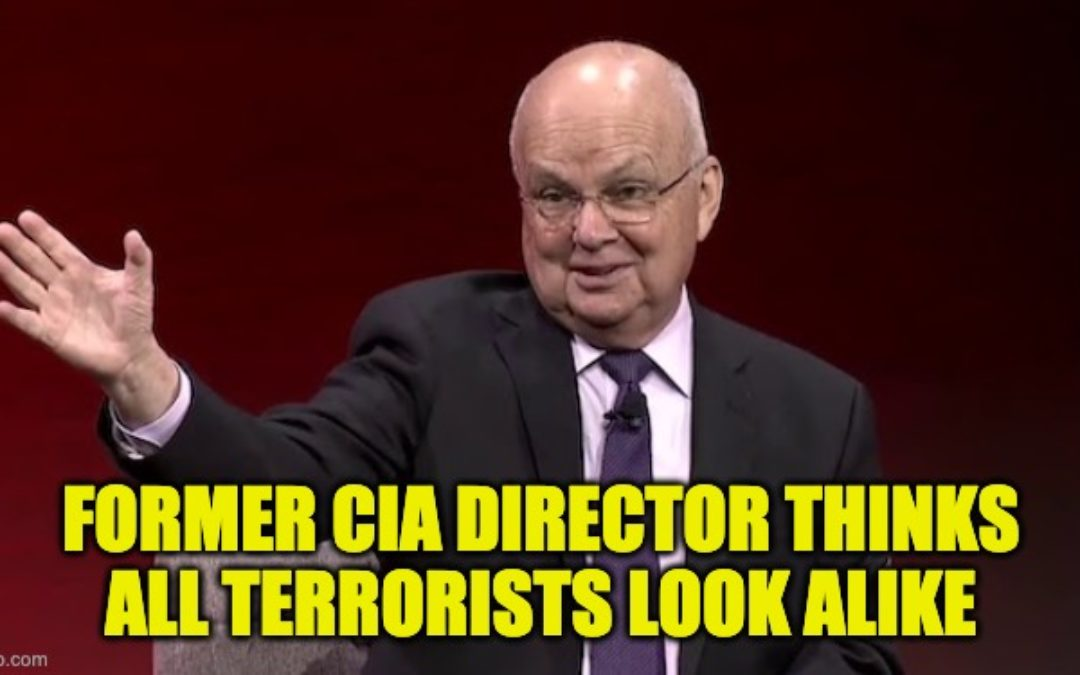 Ex-CIA Chief Hayden Tweets: Trump Supporters 'Our Taliban' But Shows Wrong Terrorists