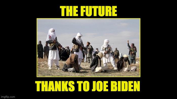 Biden makes America Taliban vassal