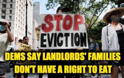 SCOTUS Rules Against Dems Eviction Moratorium Power Grab, AGAIN!