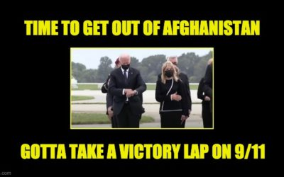 Biden Screwed Up Afghanistan Withdrawal By Using Politics To Make Military Decisions