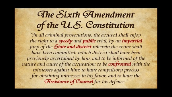 Sixth Amendment violations