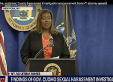 New York Attorney General's Report Shows Cuomo To Be A Sexual Thug (Video And Full Report)