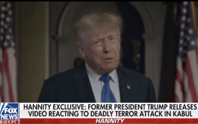 Trump Gave The Reply To Kabul Bombing That Biden SHOULD Have Given