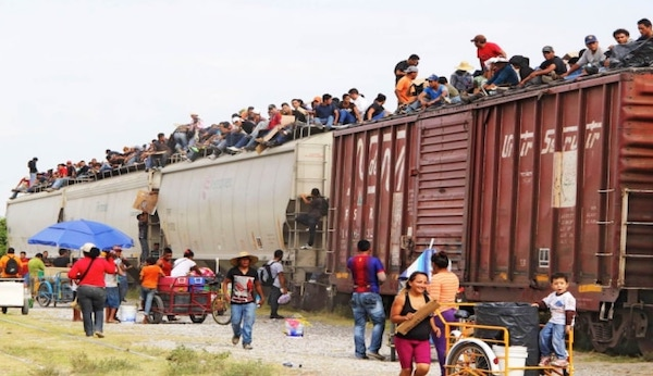 red cross illegal immigration