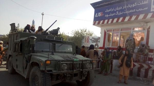 Biden Afghanistan Plan Unravels