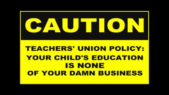 Teachers' Union Sues Mom