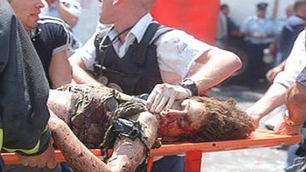 2001 Sbarro bombing
