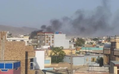 US Airstrike Destroys ISIS-K Vehicle On Way To Commit Suicide Bombing At Kabul Airport
