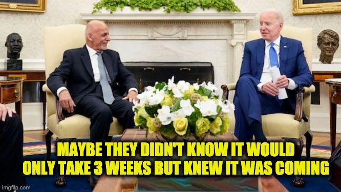 say Taliban wasn't winning
