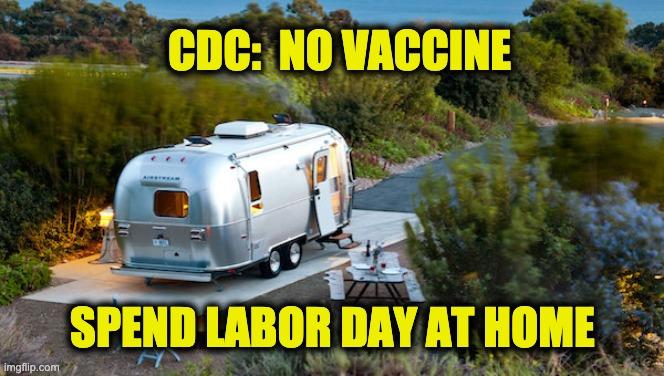 vaccine Labor Day
