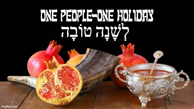 Rosh Hashana unity