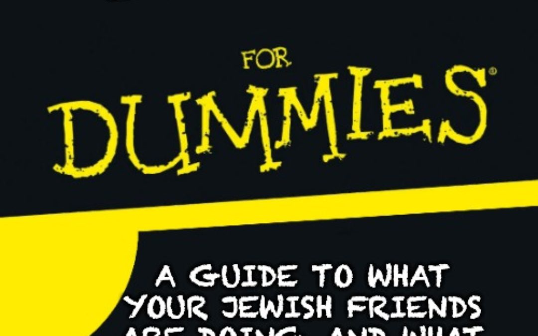What Every Gentile And Secular Jew Needs To Know: A Yom Kippur Primer