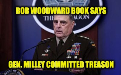 Book Claims Gen. Milley Committed Treason During Trump's Final Months