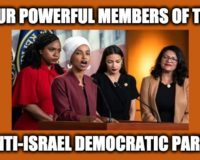 Democrats Pull Funding For Israel's Iron Dome Defensive System