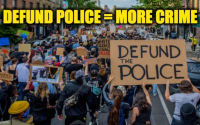 Defund Police Movement To Blame For Record 30% Surge In Murders Across America