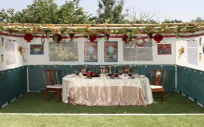 A Sukkot Holiday Primer For Gentiles and Secular Jews