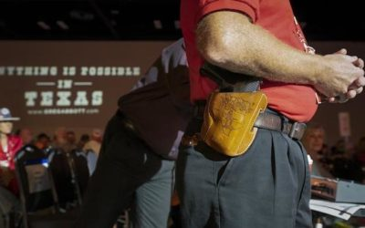 Constitutional Carry Won't Make Texas More Dangerous, Gun Opponents Are Just Blowing Smoke