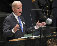 Defensive Biden Attempts To Justify His Admin's Priorities In Speech To United Nations (VIDEO)