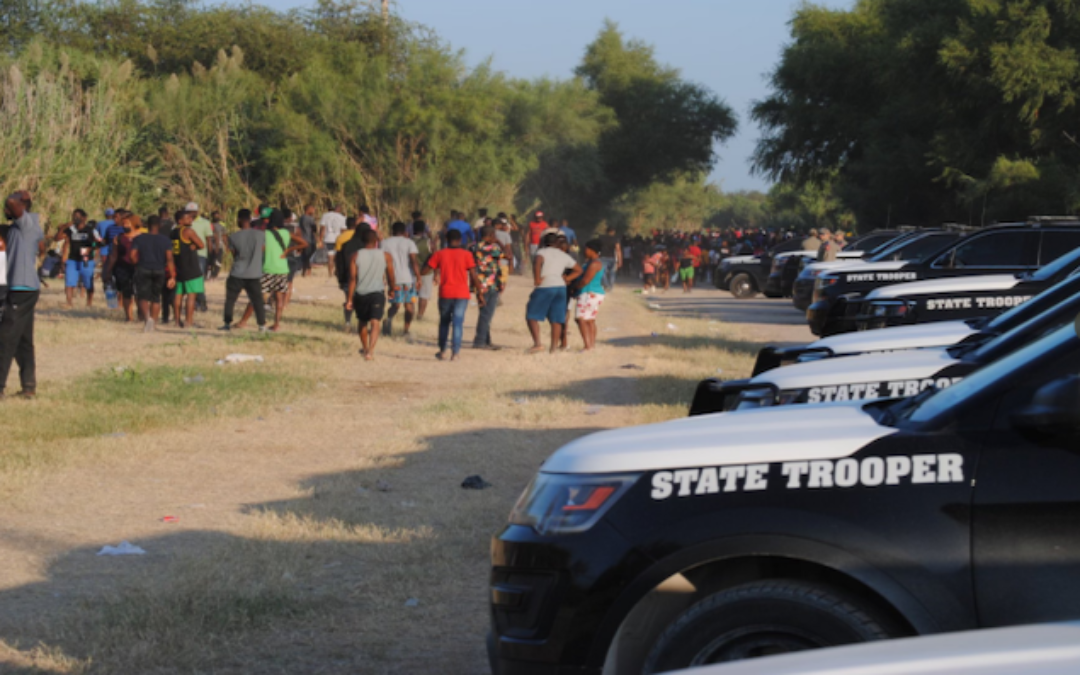 Texas DPS Surge To Del Rio Border, Protect State From Biden Failure