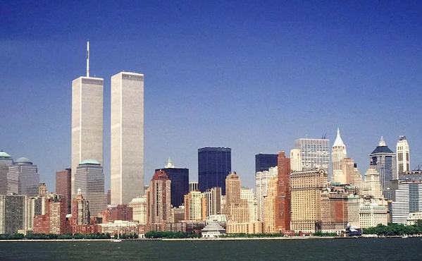 Sept. 11th 20 Years Ago