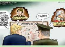 Gen. Milley Says China Call Was 'Routine' Part Of Job, Didn't Gen. Arnold Say Same Thing?