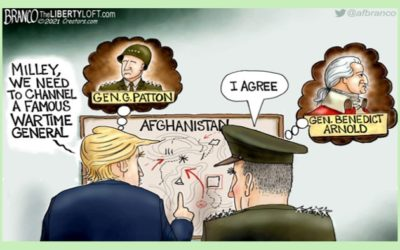 Gen. Milley Says China Call Was Routine Part Of Job.  Didn't Gen. Arnold Say The Same Thing?