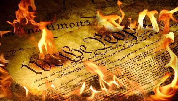 Constitution under fire