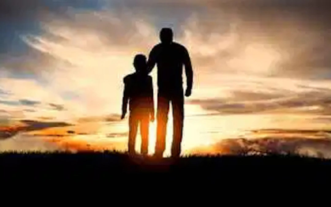I Always Walked To Shul With My Father