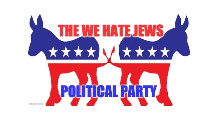 beyond squad Democrats Antisemitism