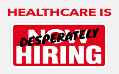 We Are On The Verge Of The Greatest Shortage Of Healthcare Workers In US History