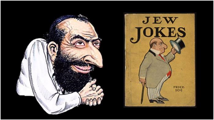 Jewish nose jokes aren't funny