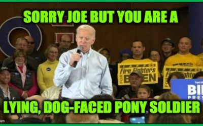 Joe Biden Claims His First Job Offer Came from Idaho Lumber Co., But Company Says, Nope!
