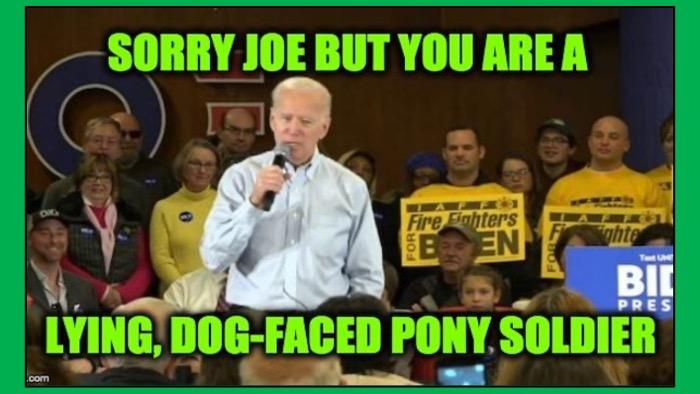 another Biden lie