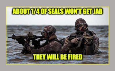 Hundreds of Navy SEALs Under Threat of Dismissal Over Refusing COVID Vaccine