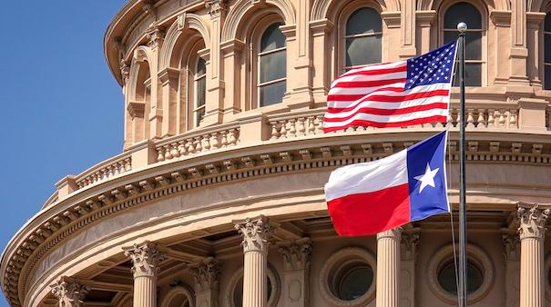 DOJ sues Texas abortion