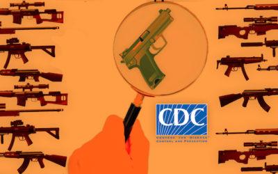 CDC Studying 'Epidemic' Of U.S. Gun Violence As A 'Public Health' Threat