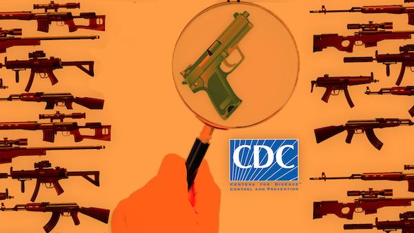 CDC studying gun violence