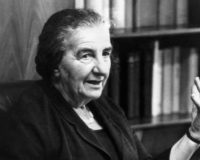 Golda Meir Could Teach Joe Biden A Thing Or Two About Dealing With Terrorists