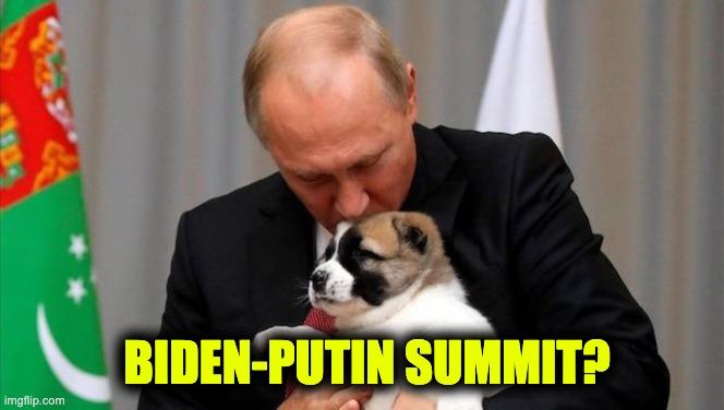 Putin's Lapdog