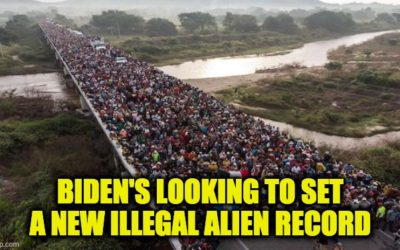 Thanks Biden! DHS Preps For MASSIVE Surge Of Up To 400,000 Illegals In October